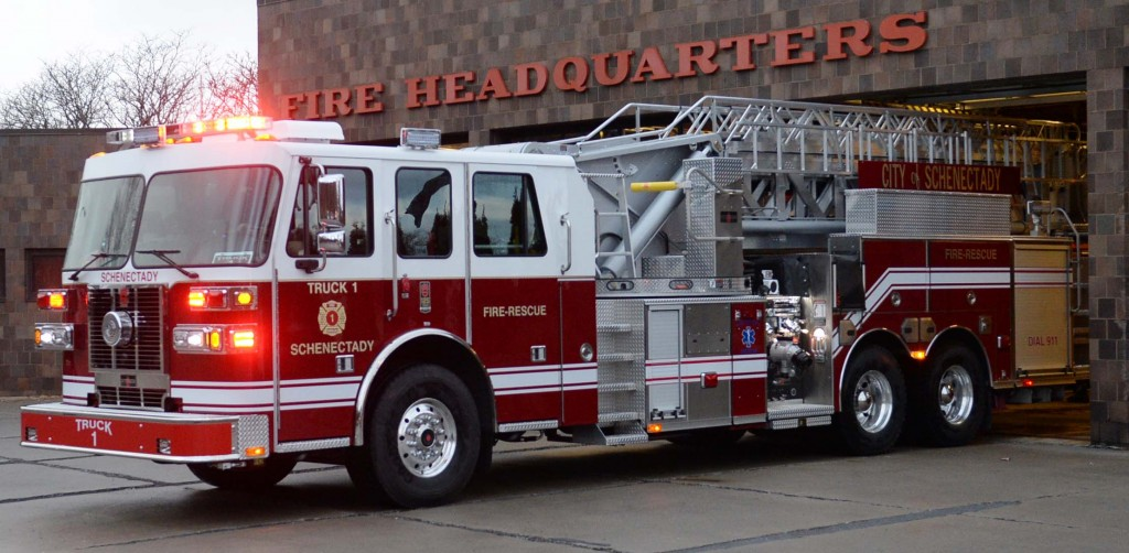 Stations and Apparatus | Schenectady Permanent Fireman's